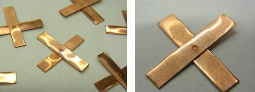 パルスファイバーレーザ溶接機|銅溶接サンプル